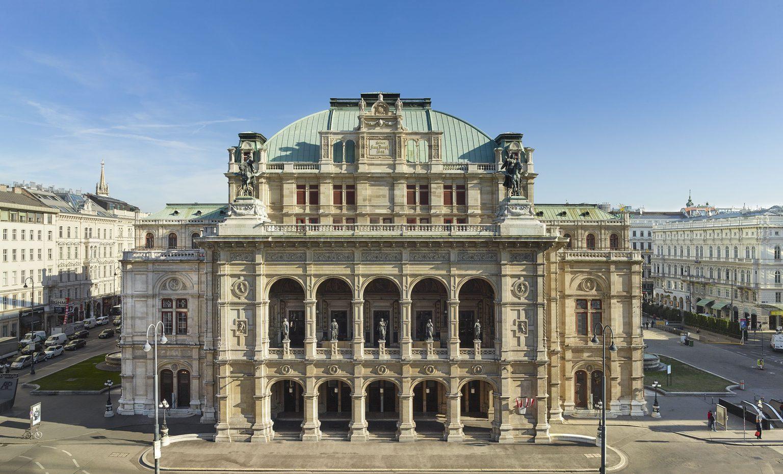 Wiener Staatsoper, Wien